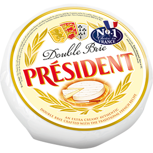 3kg Double Brie Wheel by Président Cheese Australia