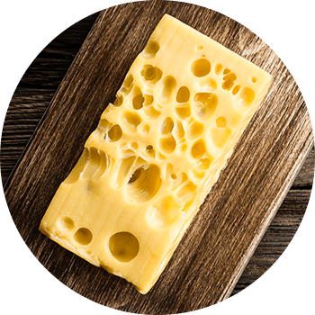 Président Cheese Australia - Emmental Yellow Cheese