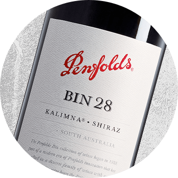 2009 Penfolds Kalimna Bin 28 Shiraz Wine pairing with Président Camembert Cheese - Cheese & Alcohol Pairings