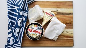 The Quantities - Président Cheese