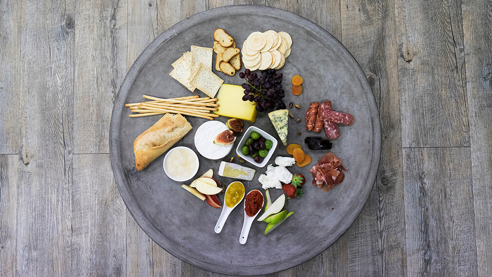 Easy guide to creating a delicious cheeseboard by Président Cheese Australia