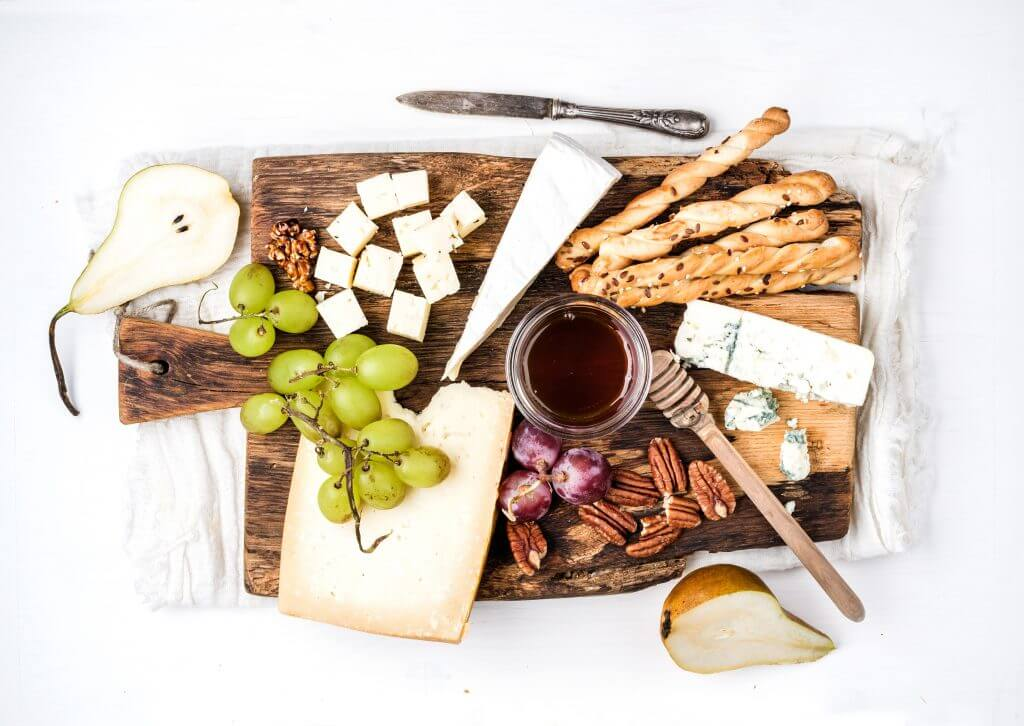 Tips to choose the right variety of pairings to accompany Président cheese